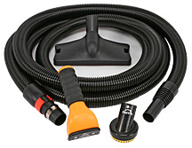 PetVac for Central Vacuum Pet Grooming